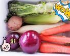 【全国顺丰包邮·48h发货】新鲜现摘,产地直发!仅39.9=4.5kg【什锦蔬菜套餐】玉米、洋葱、土豆、胡萝卜……你要的统统有~