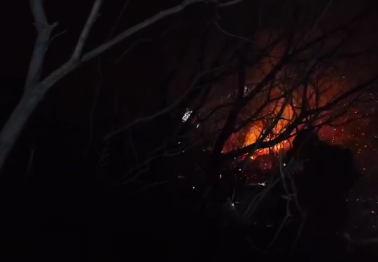 北京延庆森林火灾最新进展:火势得到控制,目前已无明火