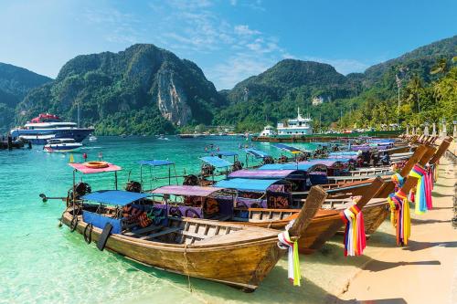 泰国四座避世海岛!来到这里,才知道海水真正的颜色[墙根网]