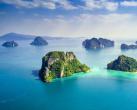 泰国四座避世海岛!来到这里,才知道海水真正的颜色