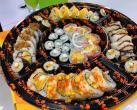 【顺义新世界·可堂食可打包】59元享【N多寿司】超值套餐,樱花之恋、炸虾天妇罗、瑶柱培根等多种寿司,更多年轻人喜爱的寿司品牌