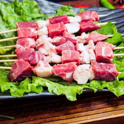 【全国顺丰包邮】79.9元抢5袋苏尼特羔羊肉串+调料!天若有情天亦老,今天在家吃烧烤!