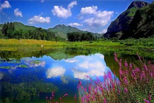 不老湖、野鸭湖已开放,不用出远门,大北京美丽的湖光山色多得是![墙根网]