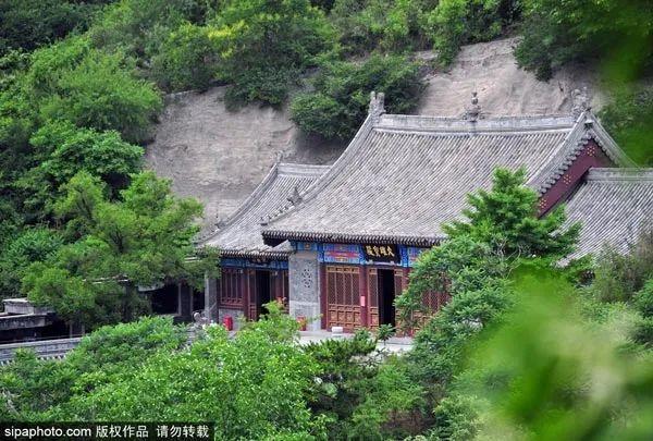 桃花娇艳,杏花如雪,北京这条梦幻公路刷屏了![墙根网]