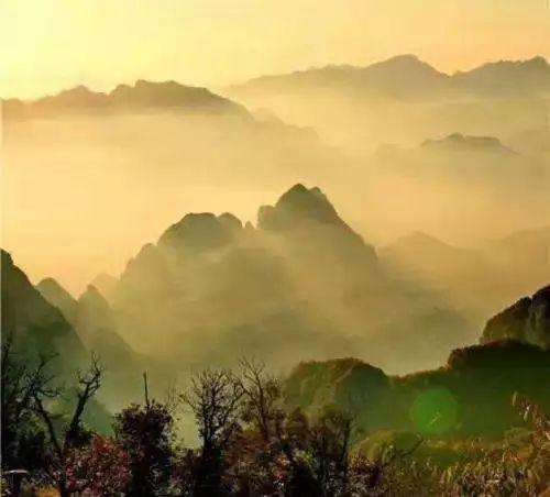 无法拒绝!镶嵌在108国道的这几个景区,不光景色美,而且个个清凉无比![墙根网]