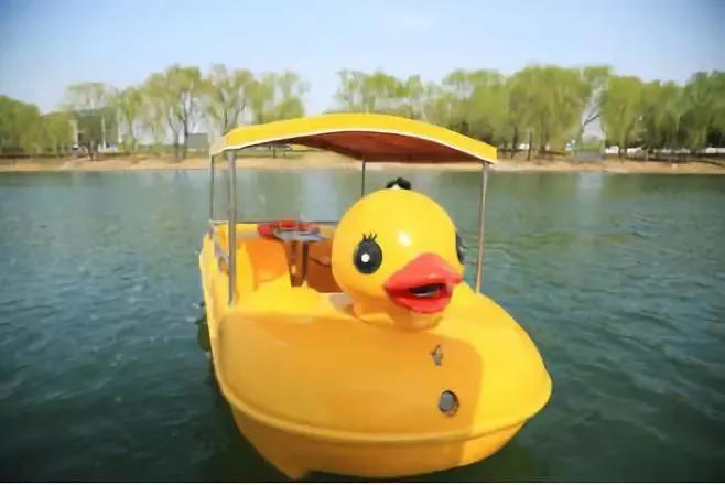 开船啦!即日起北京国际鲜花港、北京奥林匹克水上公园游船正式开航![墙根网]