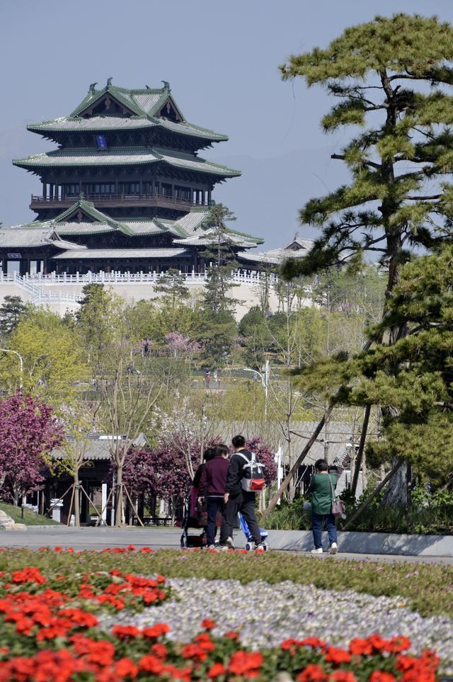 北京首个国际大型花园展来了!世园盛景将再现