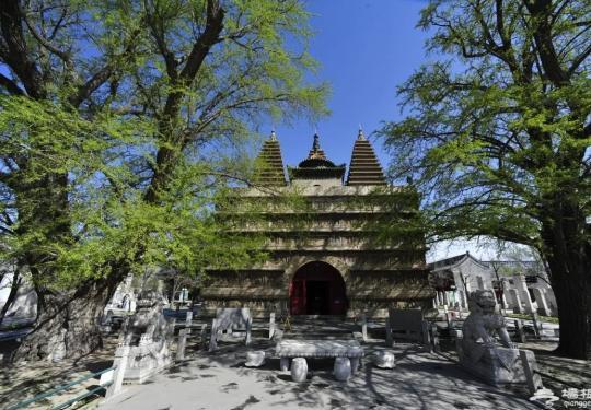 北京石刻艺术博物馆开启网上预约的公告