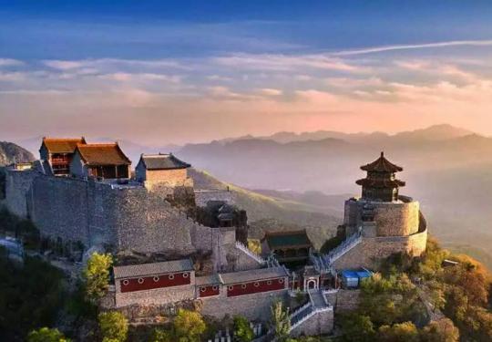 【平谷区】丫髻山门票(成人票\学生票\儿童票\老人票),北京风景年票免票不限次入园
