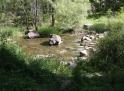 西帽山原始露營公園:大自然有贈詩一首,等你來讀