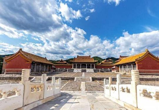 距京125公里 清东陵5月30日起恢复开放