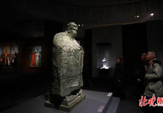 国博首次举办孔子文化展,汇集珍品700余件,还原真实的孔子