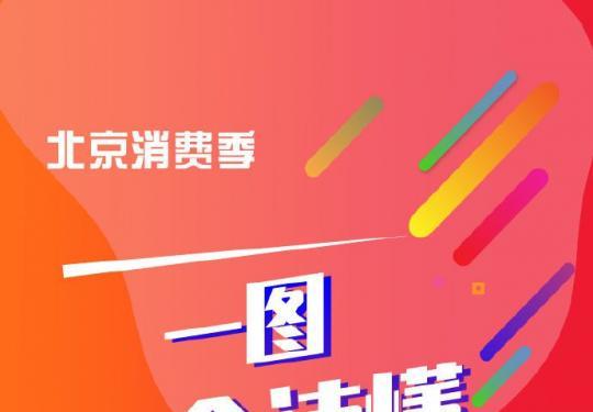 京范儿北京消费季时间主题板块内容(图解)
