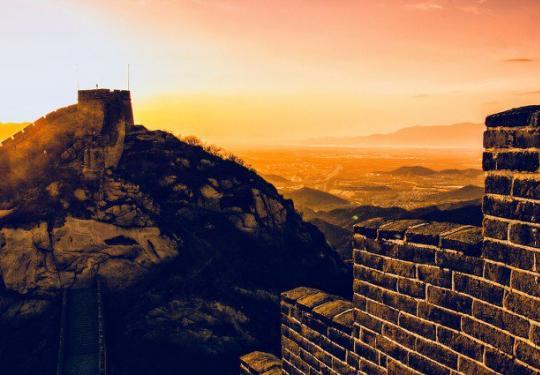 2020端午节期间北京八达岭夜游长城项目正常开启