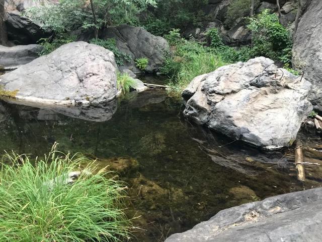 京西十八潭:谷深、石奇、水特、花异,夏日清凉游玩好去处![墙根网]
