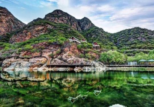 京西十八潭:谷深、石奇、水特、花异,夏日清凉游玩好去处!