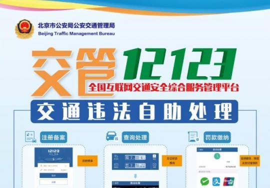 北京非现场交通违法异地处理指南(办理时间+网上入口+问题答疑)