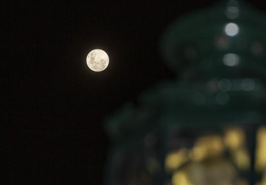 """明后两天,""""双星伴月""""东南方夜空上演"""