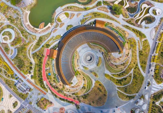 7月15日起,北京世園公園將對現役軍人免門票開放