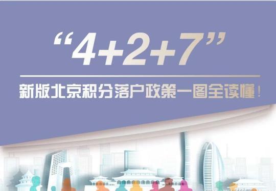 一圖看懂新版北京積分落戶政策,有這些變化