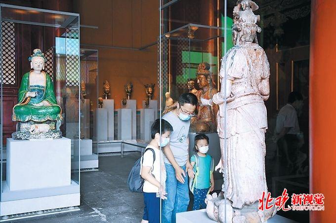 """故宫博物院常设展厅今起重新开放,观众变""""主播"""" 一起来看展[墙根网]"""