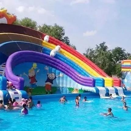 【顺义区戏水乐园】奥林匹克水上公园39.9元一大一小门票(2020年7月25开始使用,周末节假日通用)