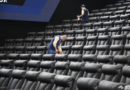 北京影院明起上座率上限调至50%,有利于大片上映拉动票房