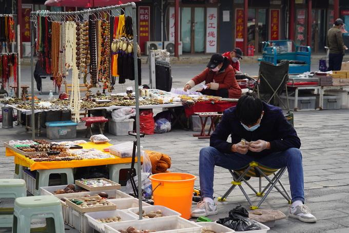"""首届文化旅游消费季启动,潘家园旧货市场""""上新""""了[墙根网]"""