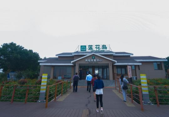 苏州阳澄湖吃大闸蟹一日游攻略(莲花岛农家乐)