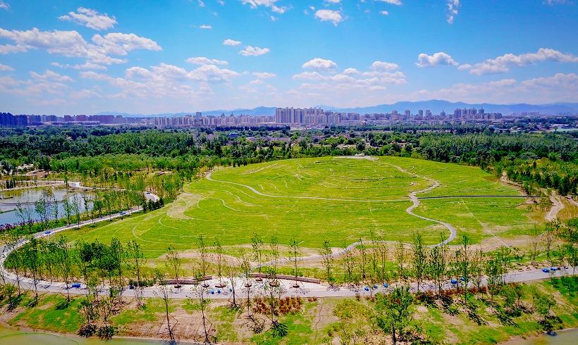 比奥森大6倍的这个北京新公园,约吗?[墙根网]