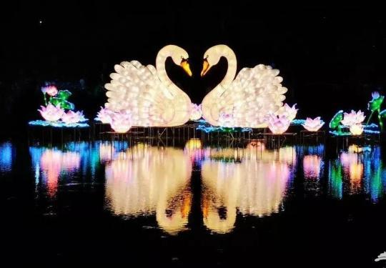2020北京首届国潮花灯夜游节(时间+地点+活动内容)