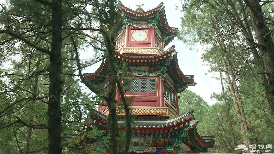 香山公园4处新亭景观亮相!名字都太美了[墙根网]