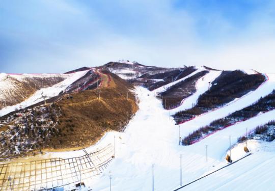 2020-2021雪季,張家口翠云山銀河滑雪場五大服務全面提升