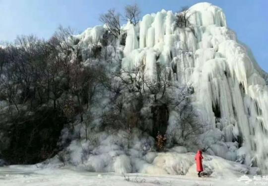 入冬美景真不少!京郊這些美美的冰瀑,每一個都超想去!