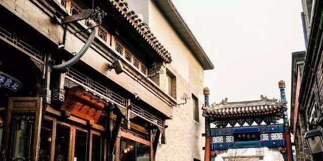 春节去哪儿?去探秘北京最美的胡同[墙根网]