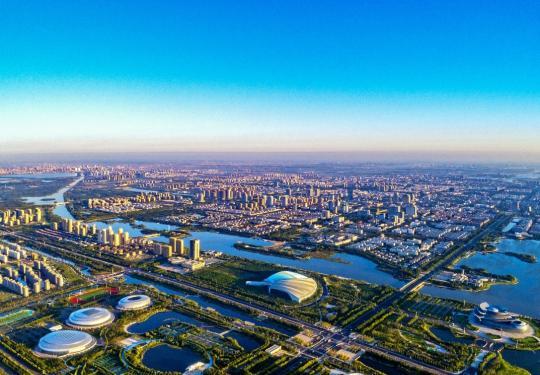 相聚東營,來2021中國休閑度假大會論道產業發展新趨勢