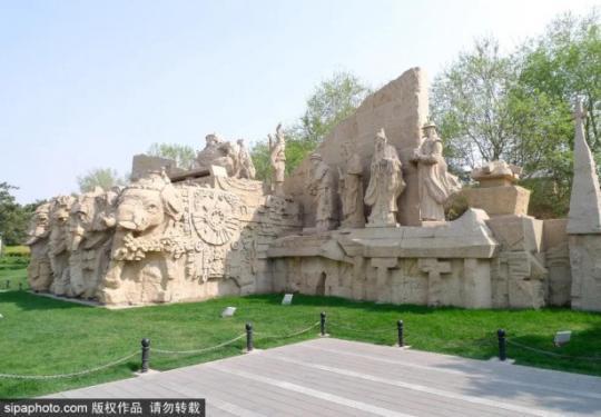 免费!这个公园因海棠出名,现在又美成另一番模样!
