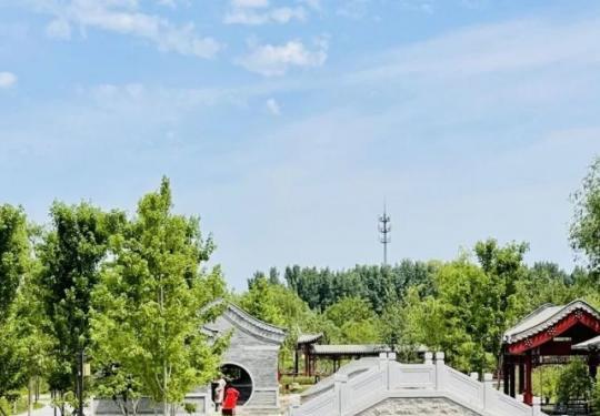"""免费!北京这座""""巨无霸""""公园清凉宜人,被称""""北方小江南""""却少为人知~"""