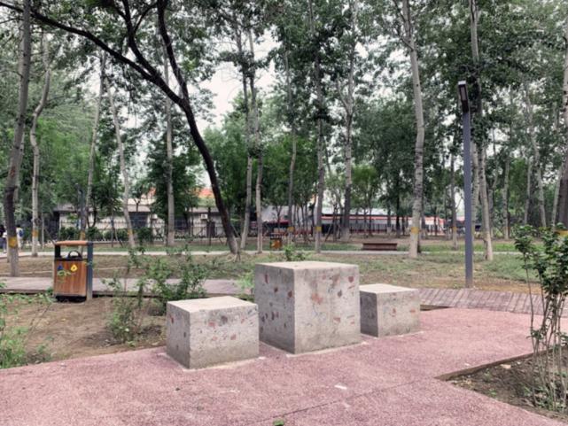 """亮相!这个地区的公园又双叒叕""""上新""""了!背后还有故事……[墙根网]"""