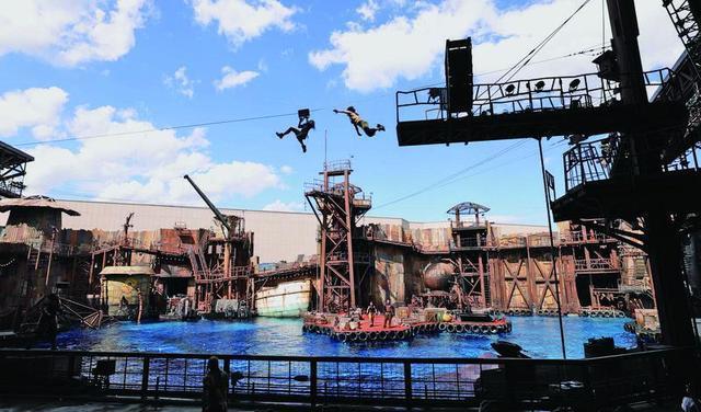 北京环球度假区游玩攻略 北京环球度假区7大主题景区吃喝玩购一篇过[墙根网]