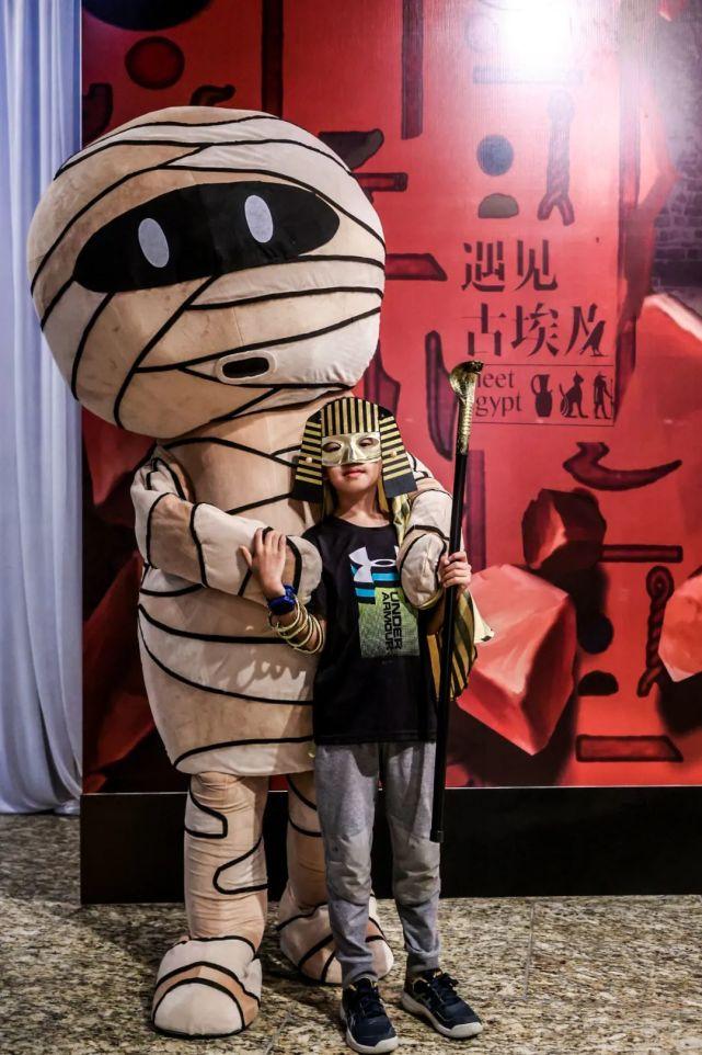2021国庆节来北京中华世纪坛  打卡《遇见古埃及 黄金木乃伊》[墙根网]
