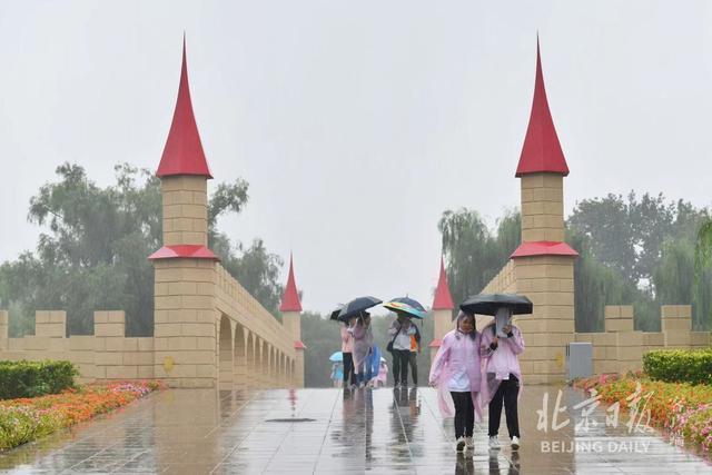 摩天轮回来了!北京龙潭中湖公园今天开园,免费![墙根网]