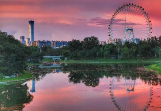 北京龙潭中湖公园免费开放(开放时间+预约入口)